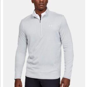 NWT Men's XXL Sweaterfleece 1/2 Zip Pullover
